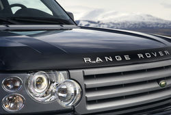 Range Rover grille