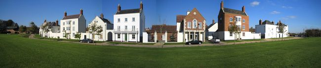 Poundbury panorama1 3